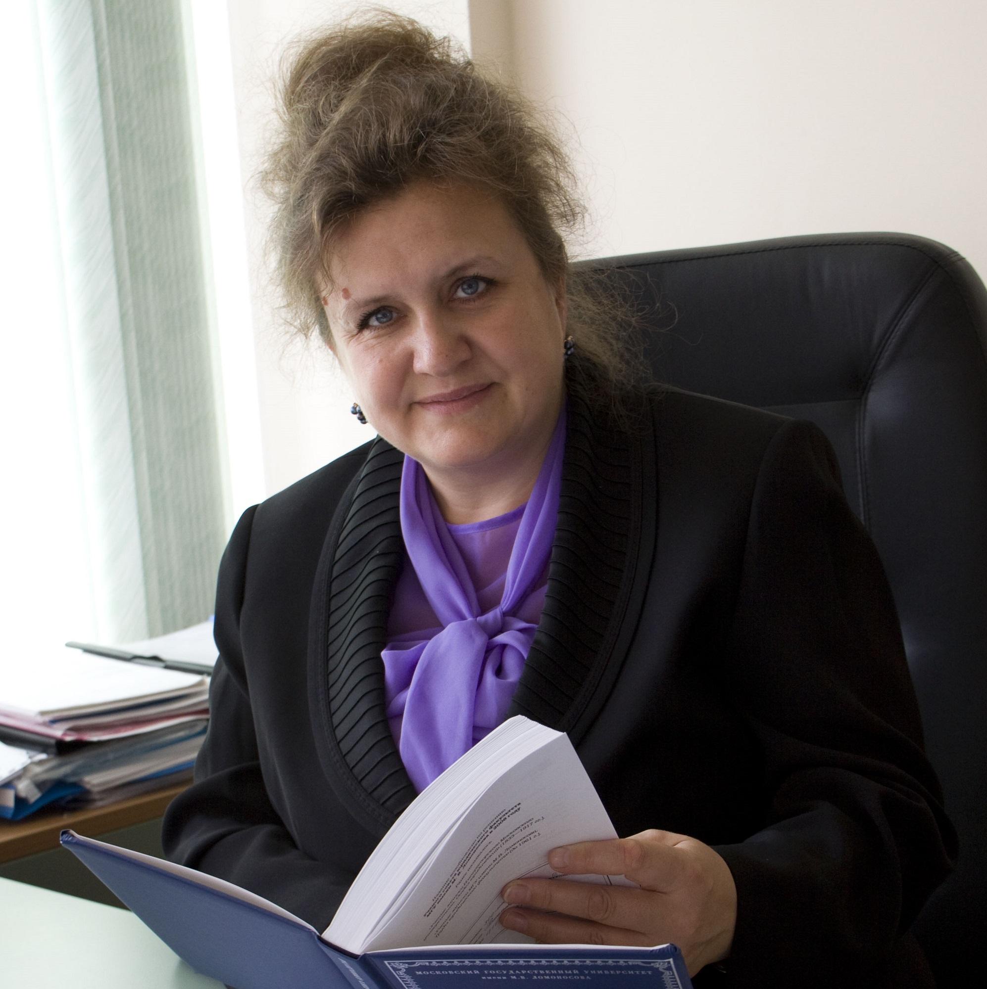 Карелина Светлана Александровна